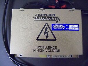 Micromass/Waters Applied Kilovolt KS20/43 Detector Power Supply