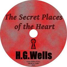 The Secret Places of the Heart, H G Wells Autobiographical Audiobook on 1 MP3 CD