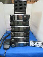 SIMOCO/PHILIPS PRM 80 & LM 40 VHF 2Mtr 9 CHANNELS SIMPLEX 25w