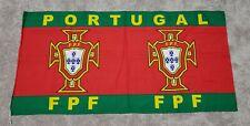 "Portugal soccer futbol football calcio fussball 56""x 28"" Inches NIP"