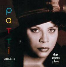 Patti Austin That secret place (1994)  [CD]