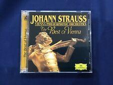 Johann Strauss: Vienna Philharmonic CD  M2002