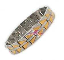 Puissant Double Aimants Bio Magnétique Bracelet De Guérison