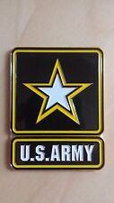 Z-211 Army Auto Emblem Car U.S.A.