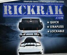 HARLEY DAVIDSON strapless quick attach for TOUR-PAK bags NEW From RICKRAK LOOK!!