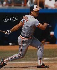 Cal Ripken Jr  Signed 8x10 autographed photo Reprint