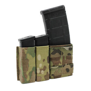 Esstac KYWI 1+2 Side by Side Magazine Pouch - Multicam - Made in USA