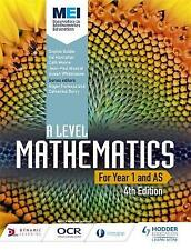 More details for mei a level mathematics year 1 (as) 4th edition by cath moore, sophie goldie, j…