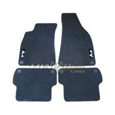 AUDI Premium textilfussmatten velluto tappetini anteriori a4 8e b6 b7 Avant