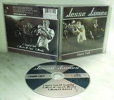 CD JESSE JAMES - EMPTY TANK - SINGLE