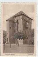 Ansichtskarte Nienburg an der Weser - Blick auf den Stockturm - schwarz/weiß