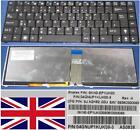 Teclado Qwerty UK ASUS U20A 0KN0-EP1UK03 9J.N2K82.G0U Marco negro BACKLIT