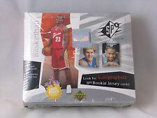 2003-04 SPX NBA BASKETBALL HOBBY BOX FACTORY SEALED 03 04