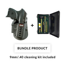 BUNDLE* Fobus KTP CT Right Paddle Holster Ruger LCP Crimson Trace Laser Pointer