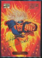 1994 Marvel Masterpieces Gold Signature Trading Card #66 Legacy