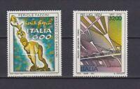 S17182) Italy MNH 1991 Art 2v Nerve - Fam