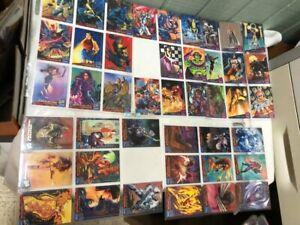 110+ Marvel Trading Card Lot 1994 Fleer Ultra X-Men