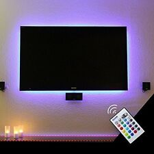 BASON LED Bias Lighting For 90 To 105 Inch TV Backlight Home Theater 16 Color 4