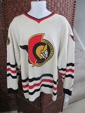 Vintage Starter Ottawa Senators Sweater Jersey Size 2XL NHL