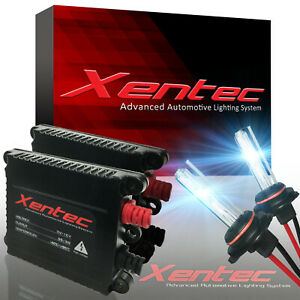 Xentec 55W Slim HID Xenon Conversion Kit 60000LM for Ford F-150 250 Super Duty