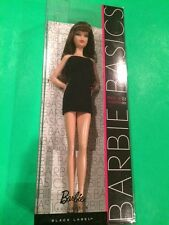 BARBIE BASICS Model No. 03 Collection 001 Brunette Bangs Doll Steffie Face NRFB