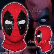New Deadpool mask  Cosplay Costume  X-men  Balaclava Hood Cosplay