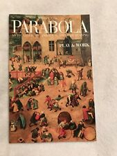PARABOLA  The Magazine of Myth and Tradition   Vol 21, #4  Winter 1996   PERFECT