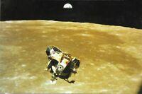 Postcard NASA Eagle Lunar Lander Returns to Command Module PC157 [46