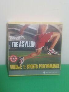 Insanity The Asylum Volume 1 Workout DVD Set