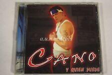 Cano Y Quien Puede - 2003 - Code Rid Int  Music CD