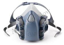 3M 37083 Pieza Facial Reutilizable 7503 Respirador Medio, Grande
