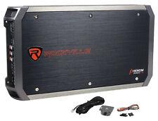 Rockville RXH-F5 3200 Watt/800w CEA RMS 5 Channel Amplifier Car Stereo Amp Loud!