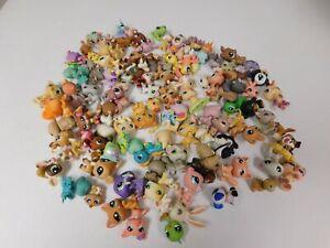 Over 100 Littlest Pet Shop Pets Lot 1 No Cherry Picks!