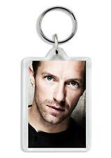Chris Martin (Coldplay) Keyring / Bag Tag *Great Gift*