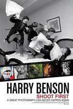Harry Benson: Shoot First (2016) 11x17 Movie Poster