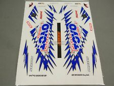 RC 1/10 Car Truck TEAM TOYO DRIFT Decals Stickers Mazda RX7 10x14  *NEW*