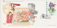FOOTBALL STAMPS 1994 FA CUP FINAL MANCHESTER UTD V CHELSEA SOUVENIR COVER