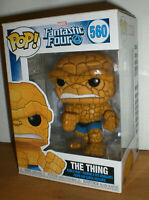 Funko Pop! Fantastic Four 4 560 - THE THING - NEU & OVP - Marvel Bobble-Head