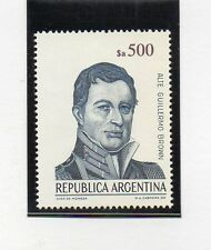 Argentina Militares Serie del año 1985 (BZ-294)