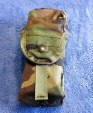 (Set-2) Specialty Defense, Woodland Double Mag Pouch 223 / 5.56 30rd MOLLE NICE!