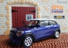 WELLY MINI COOPER S PACEMAN DIECAST CAR 52340 MODEL SERIES 2 SHIPPING + TRACKING