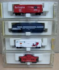 Micro-Trains Z-Scale Train Set