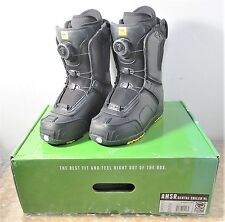 Flow ANSR Rental Coiler VL Snowboard Boot Size 5.0 Men's Black/Yellow New In Box
