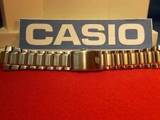 Casio Watch Band EFA-131 D. All Steel Edifice Bracelet Silver Color
