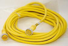 Omron Sti Inc 10m 12 Pin Female & 12pin Male Mini Cable SC09-10M120 (44509-0120)