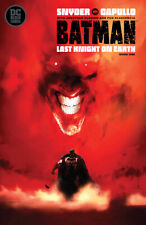 BATMAN LAST KNIGHT ON EARTH #1 (OF 3) JOCK VARIANT (05/29/2019)