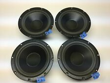 """Madisound model 8152 8"""" woofer, 8 ohm - set of four - excellent condition!"""
