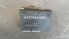 Mercedes W209 ABS Pump ECU Control Unit A 0375453832 A 0064314912