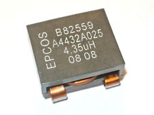 B82559A4432A025 EPCOS INDUCTOR, SMD, 4.35uH, 30A, 4,35UH 25x23x11mm [QTY=1 PCS]