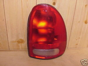 PLYMOUTH VOYAGER 96 97 98 99 00 1996-2000 TAIL LIGHT PASSENGER RH RIGHT OEM